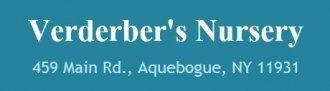 Logo Verderber's Nursery