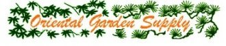 Logo tuincentrum Oriental Garden Supply