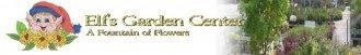 Logo tuincentrum Elf's Garden Center