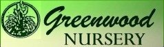 Logo tuincentrum Greenwood Nursery