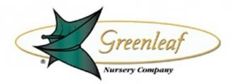 Logo tuincentrum Greenleaf Nursery