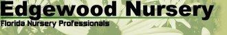 Logo tuincentrum Edgewood Nursery & Landscape