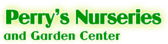 Logo tuincentrum Perry's Nurseries & Garden Center