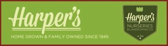 Logo tuincentrum Harper's Landscape & Gardening Centre