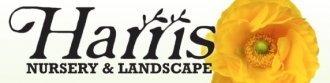 Logo tuincentrum Harris Nursery & Landscape