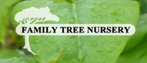 Logo tuincentrum Family Tree Nurseries WOLCOTT