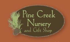 Logo tuincentrum Pine Creek Nursery