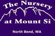 Logo tuincentrum Nursery At Mt Si