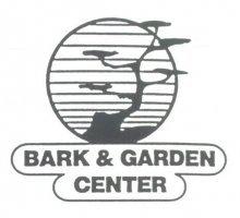 Logo tuincentrum Bark & Garden Center
