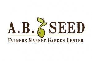 Logo A B Seed Garden Center