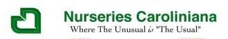 Logo tuincentrum Nurseries Caroliniana