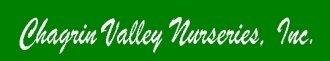 Logo tuincentrum Chagrin Valley Nurseries