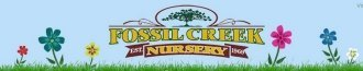 Logo tuincentrum Fossil Creek Nursery