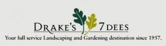 Logo tuincentrum Drakes 7 Dees Nursery
