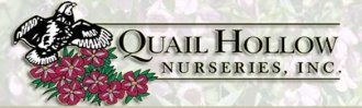 Logo tuincentrum Quail Hollow Nurseries