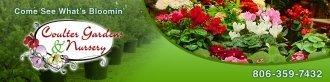 Logo tuincentrum Coulter Gardens & Nursery