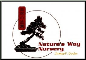 Logo tuincentrum Nature's Way Nursery