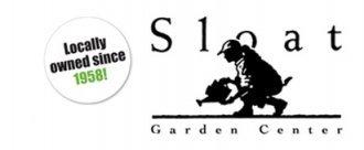 Logo Sloat garden Centers Kentfield