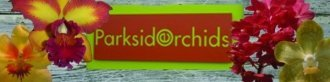 Logo tuincentrum Parkside Orchid Nursery