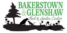 Logo tuincentrum Bakerstown Feed & Garden Center