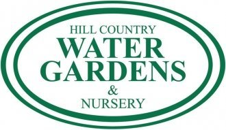 Logo tuincentrum Hill Country Water Gardens