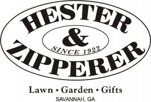 Logo tuincentrum Hester & Zipperer H&GS