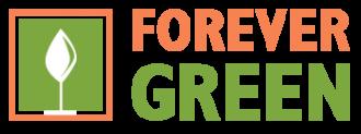Logo tuincentrum Forever Green Nursery