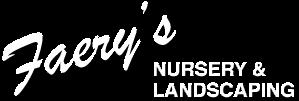 Logo Faery's Nursery