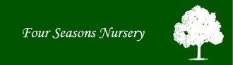 Logo tuincentrum Four Seasons Nursery