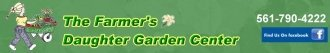 Logo tuincentrum Farmers Daughter Garden Center