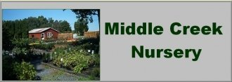 Logo tuincentrum Middle Creek Nursery