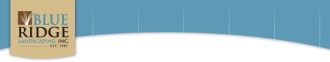 Logo tuincentrum Blue Ridge Nursery & Landscpg