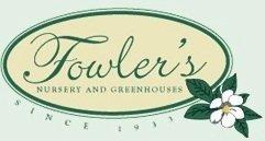 Logo tuincentrum Fowler's Nursery