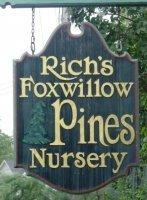 Rich S Foxwillow Pines Nursery Garden
