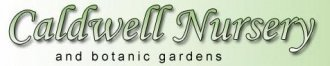 Logo tuincentrum Caldwell Nursery