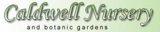 Logo tuincentrum Caldwell Nursery