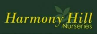 Logo tuincentrum Harmony Hill Nurseries