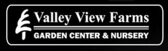 Logo tuincentrum Valley View Farms
