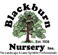 Logo tuincentrum Blackburn Nursery Inc