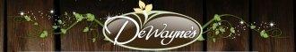 Logo tuincentrum DeWayne's