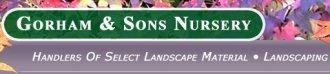 Logo tuincentrum Gorham & Sons Nursery