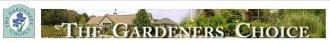 Logo tuincentrum Gardeners' Choice