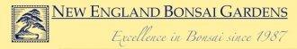 Logo tuincentrum New England Bonsai Gardens
