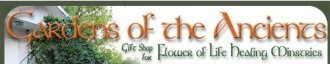 Logo tuincentrum Garden Of The Ancients