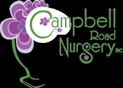 Logo tuincentrum Campbell Road Nursery