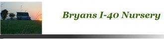 Logo tuincentrum Bryan's I-40 Nursery