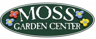 Logo tuincentrum Moss Garden Center