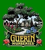 Logo tuincentrum Guerin Nurseries