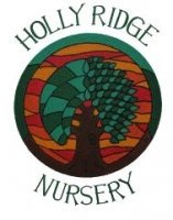 Logo tuincentrum Holly Ridge Nursery