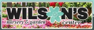 Logo tuincentrum Wilson's Nursery & Garden Center